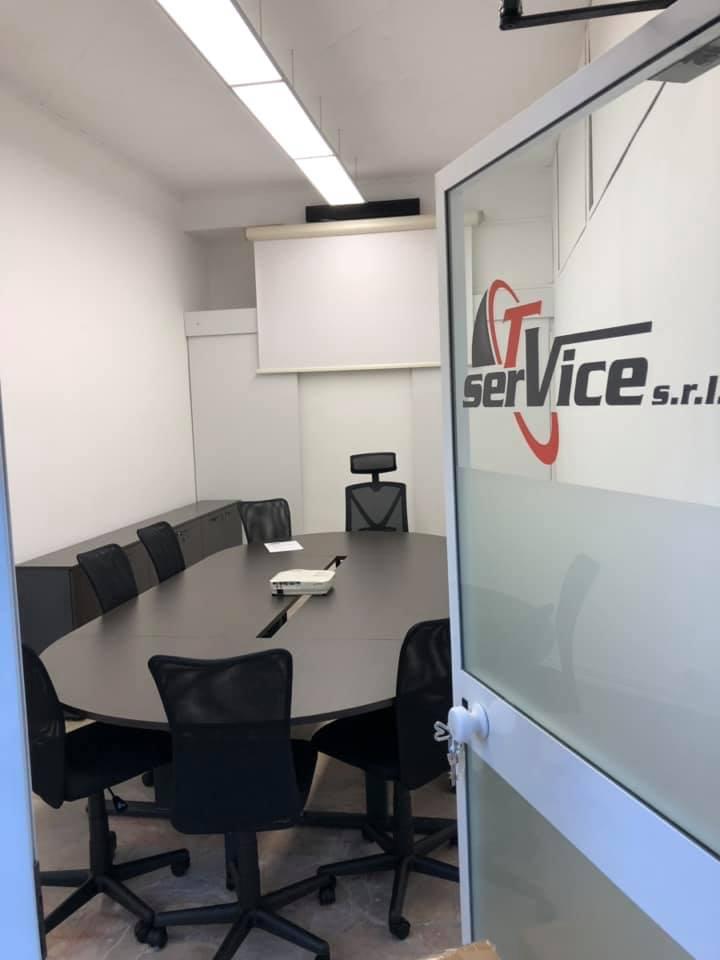 TV Service - Sala riunioni